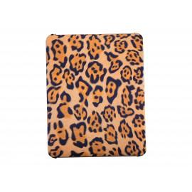 Coque Etui mate motif  leopard pour Ipad 1 + film protection ecran offert