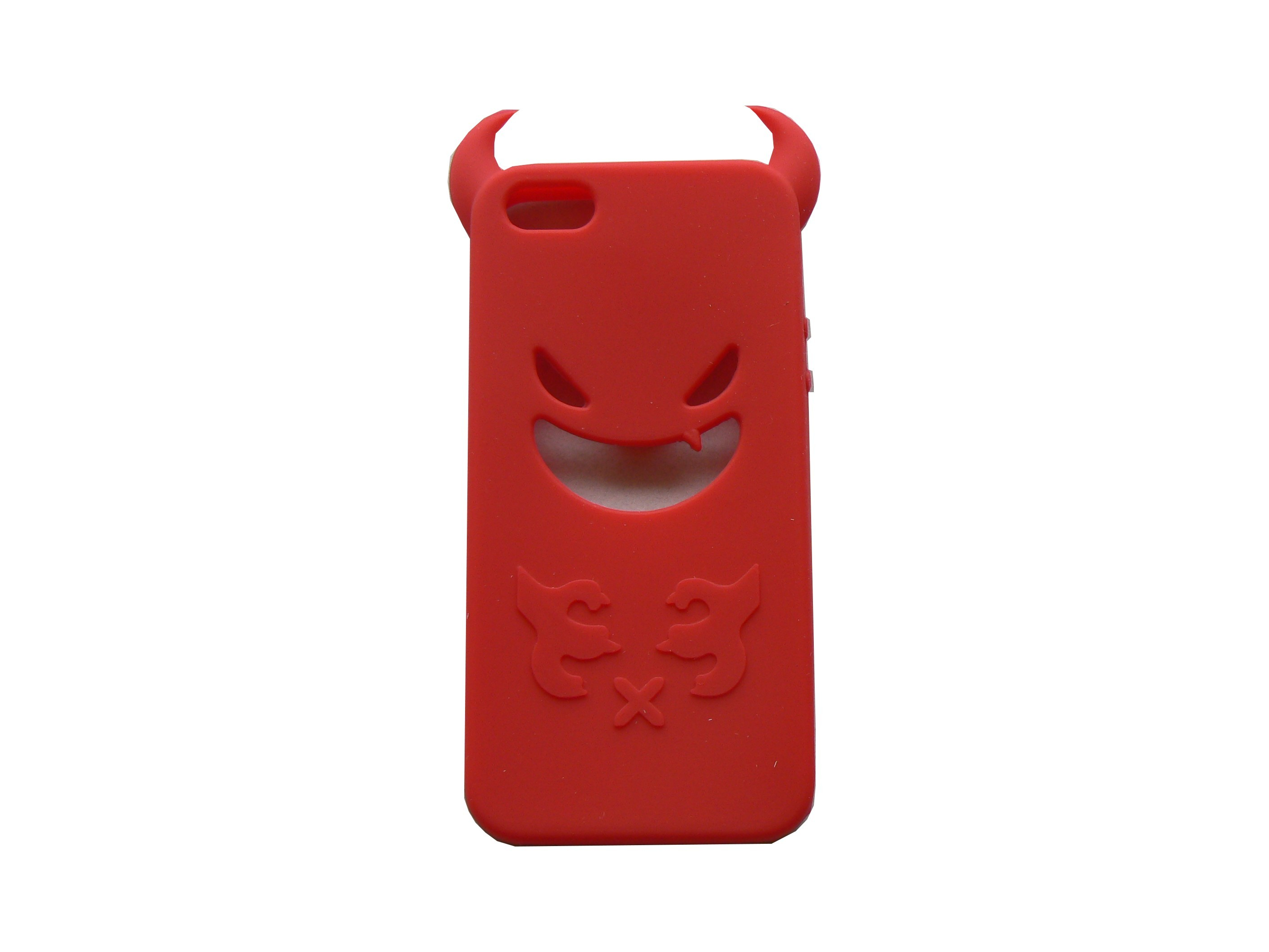 coque iphone 7 diable rouge