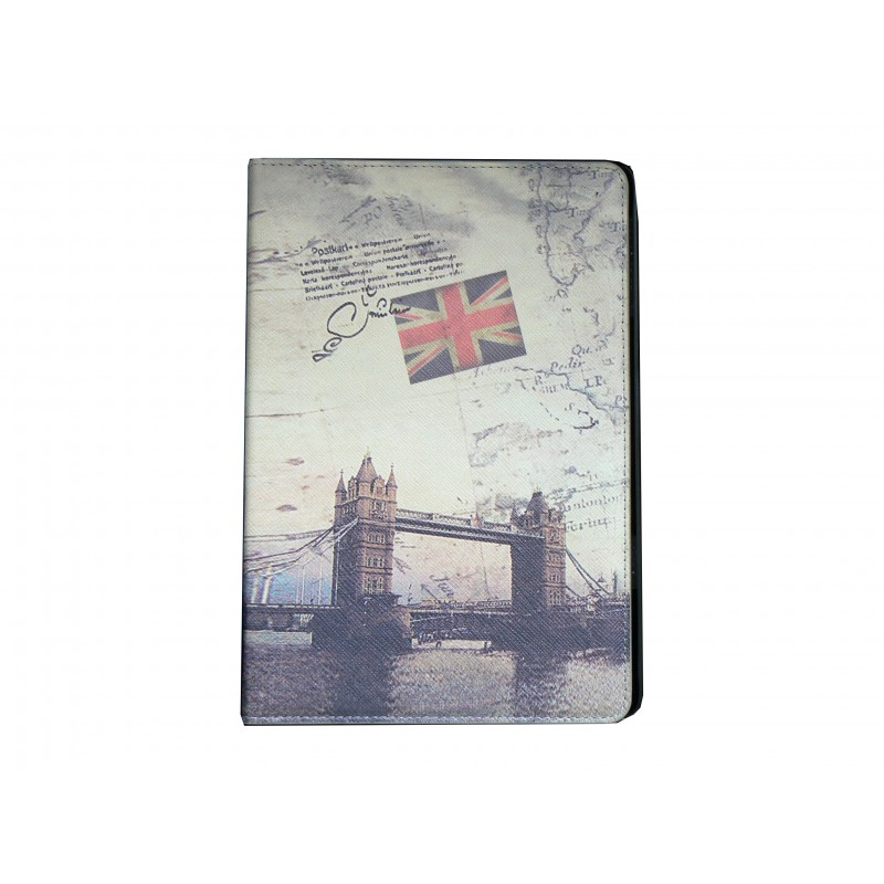 pochette ipad mini drapeau angleterre uk tower bridge. Black Bedroom Furniture Sets. Home Design Ideas