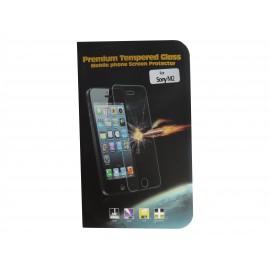 Film protection pour Sony Xperia M2 en verre trempé