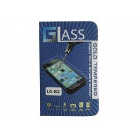 Film protection pour LG G2 en verre trempé