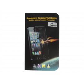 Film protection pour Nokia Lumia 820 en verre trempé