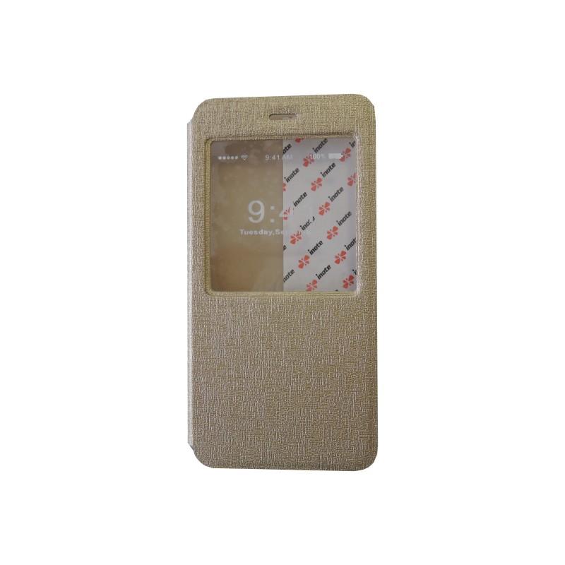 Pochette pour iphone 6 plus simili cuir or fen tre for Mac fenetre hors ecran