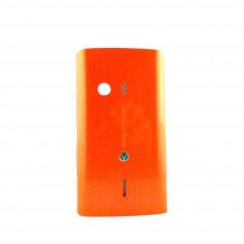 Coque arriere Sony Ericsson X8 Xperia + film protection écran