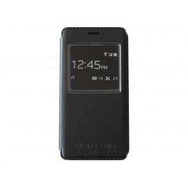 Pochette pour Samsung Galaxy S5 Mini G800 noire+ film protection écran