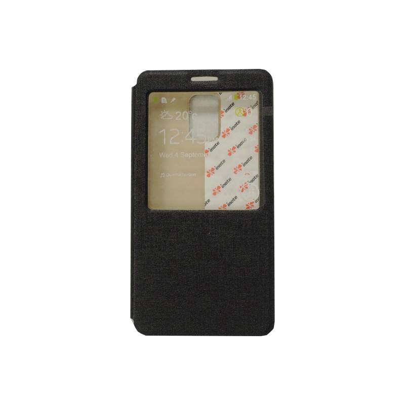 Pochette inote pour samsung galaxy note 4 n910 noire - Pochette pour tablette samsung ...