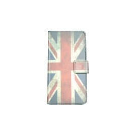 Pochette pour Samsung Galaxy Alpha G850 Angleterre/UK + film protection écran