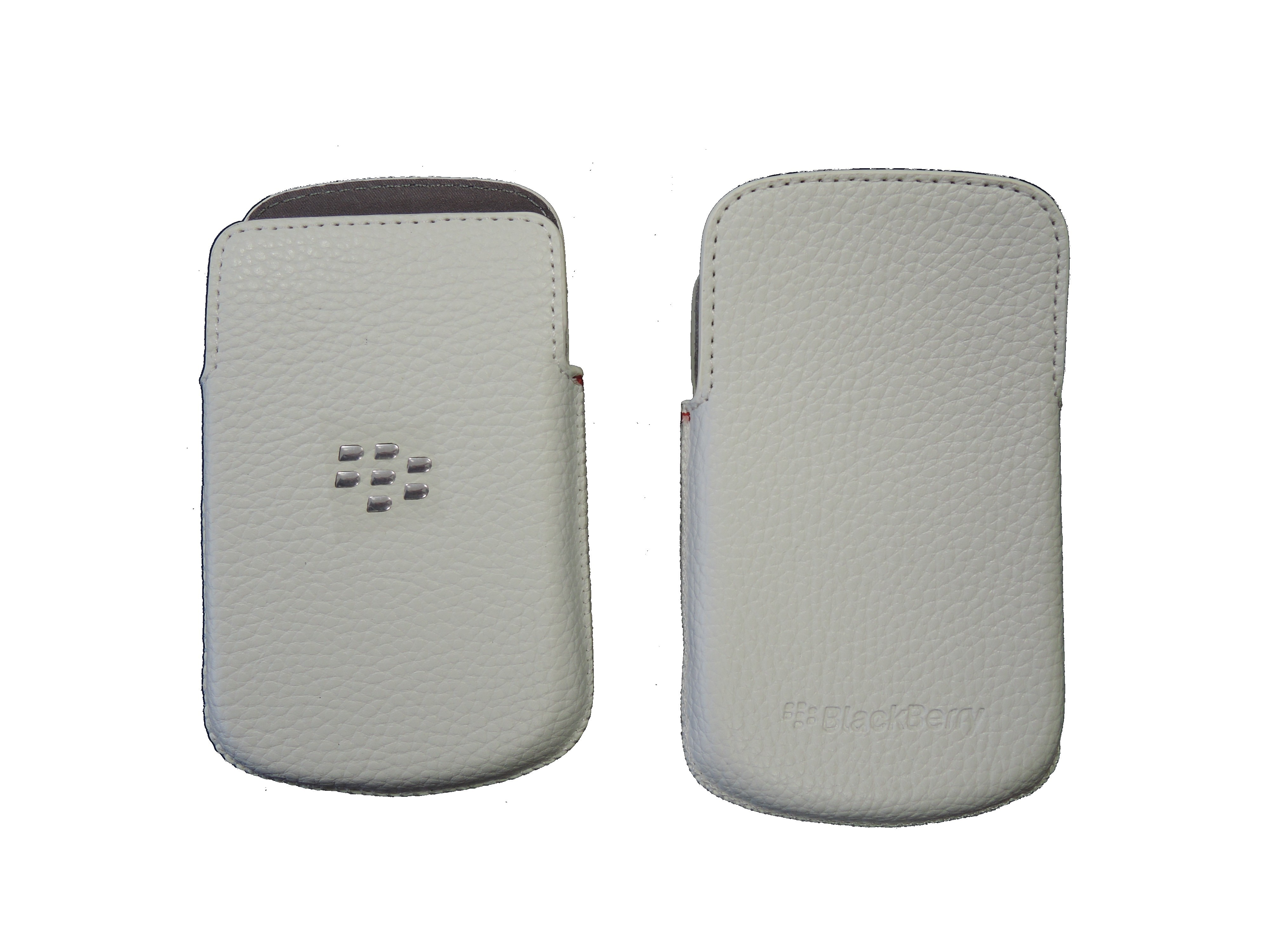 Etui ceinture en cuir noir Blackberry Bold 9900 f13524575a5