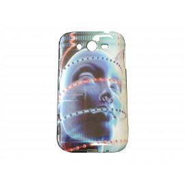 Coque TPU Samsung Galaxy Grand I9080 masque + film protection écran offert