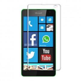 Film protection pour Microsoft  Lumia 535 en verre trempé