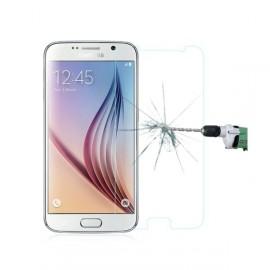 Film protection pour Samsung Galaxy S6 en verre trempé