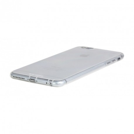 Coque silicone transparente pour Samsung Galaxy S6 Edge