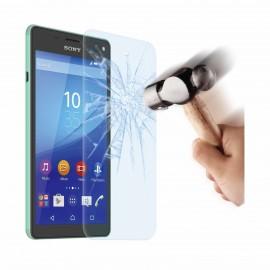 Film en verre trempé pour Sony Xperia C4