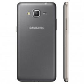 Cache batterie d'origine Samsung Galaxy Grand Prime blanc