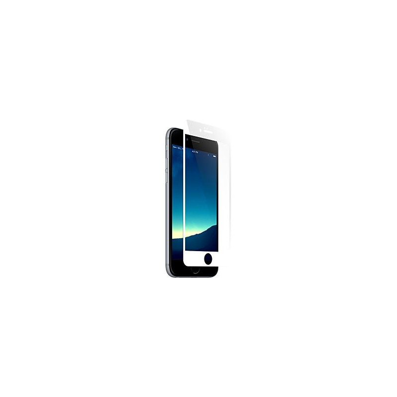 Film verre tremp iphone 6 6s int gral blanc for Verre trempe iphone 6s