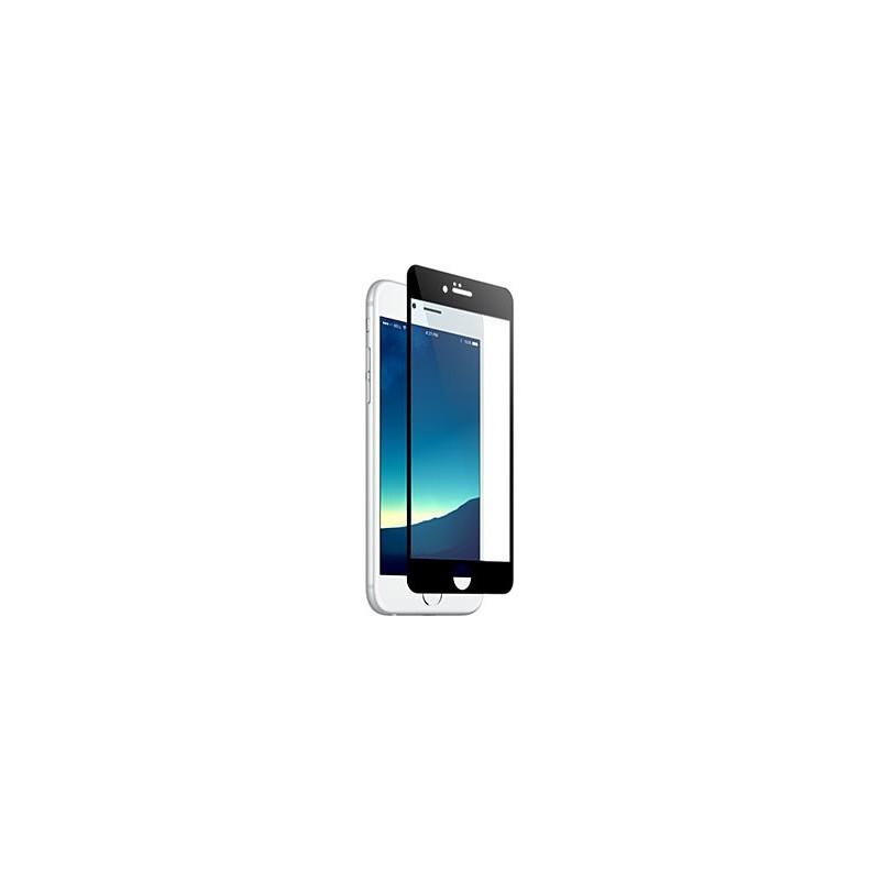 Film verre tremp iphone 6 6s int gral noir for Verre trempe iphone 6s
