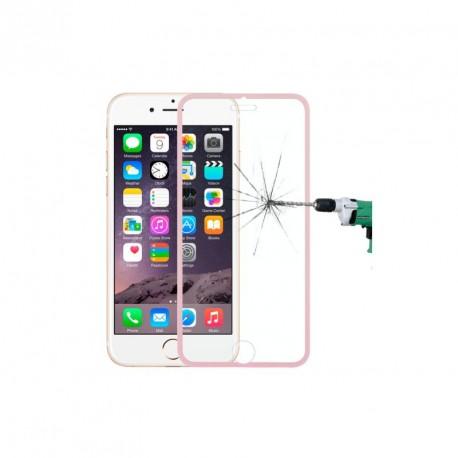 Film verre tremp iphone 6 6s int gral rose titanium for Verre trempe iphone 6s
