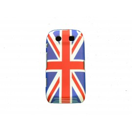 Coque drapeau UK/Angleterre pour Blackberry Torch 9860/9850  + film protection ecran offert