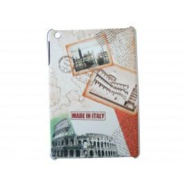 Coque pour Ipad Mini drapeau Italie tour de Pise + film protection écran offert