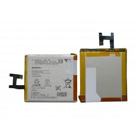 Batterie d'origine Sony Xpéria Z (L36H) LIS1502ERPC + Film protection écran