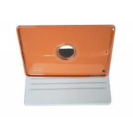 Pochette Ipad Air marron + film protection écran