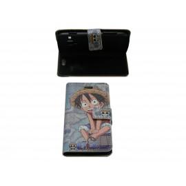 Pochette pour Samsung S7560 Galaxy Trend petit garçon version 1 + film protectin écran