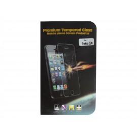 Film protection pour Nokia Lumia 520 en verre trempé