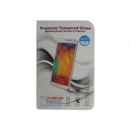 Film protection pour Sony Xperia Z1 L39h en verre trempé
