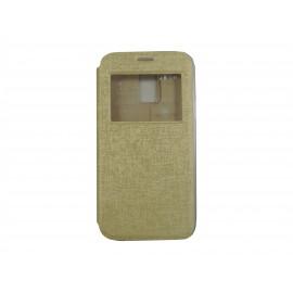 Pochette Inote pour Samsung Galaxy S5 Mini G800 or+ film protection écran