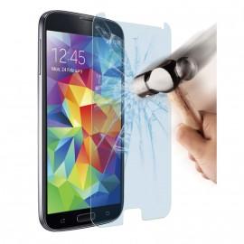 Film protection pour Samsung Galaxy S5 Mini en verre trempé