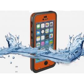 Coque étanche anti-choc pour Iphone 6 plus noire